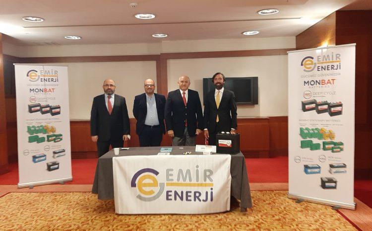 Emir Enerji Platformder Genel Kurul Toplantısı'nda